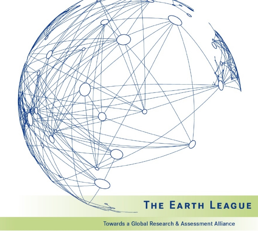 Logo The Earth League Towards a Global Research and Assesment Alliance