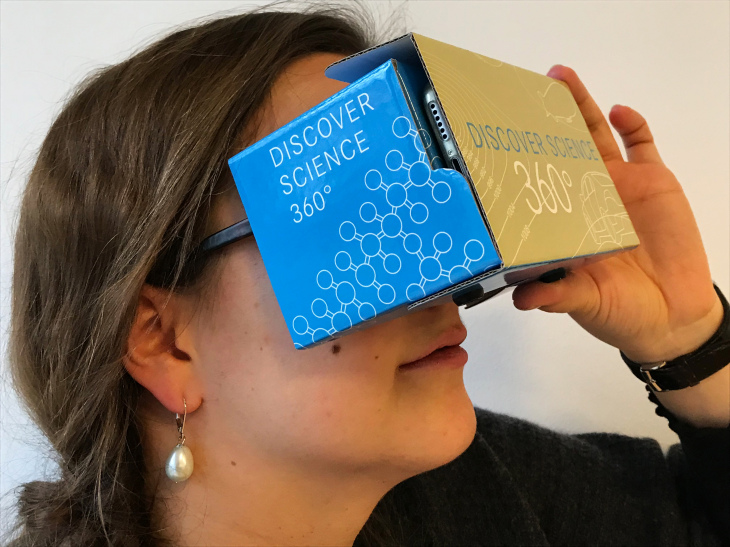 Virtual Reality Brille Vr Hhillen